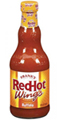 Franks RedHot Wings Buffalo Hot Sauce