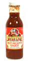 Santa Cruz Chili and Spice Company Hot Picante Sauce